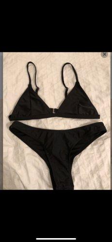 Basic Bikini schwarz