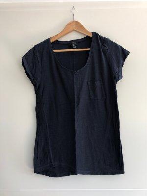 Atmosphere T-Shirt dark blue
