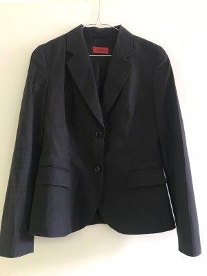 HUGO Hugo Boss Blazer de esmoquin negro