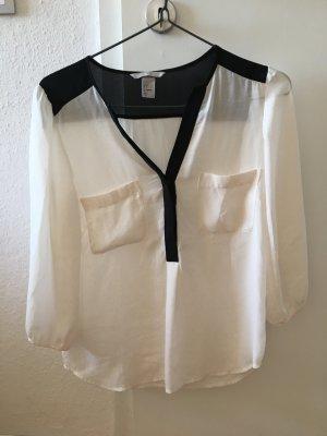 Basic-Bluse