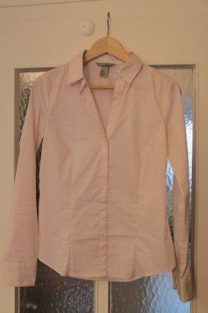Basic Bluse H&M Stretch Gr. 38