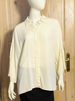 Basic Bluse von Stefanel Gr. L, oversized