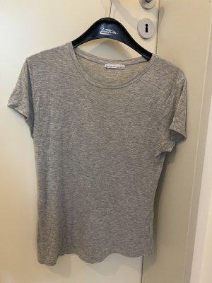 Basic graues Shirt