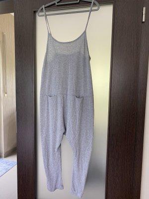 Basic Jumpsuit Jersey grau Boho 36-38 S