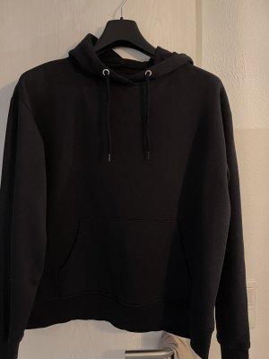 Basic Kapuzensweatshirt