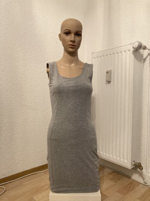 Ann Christine A Line Dress grey