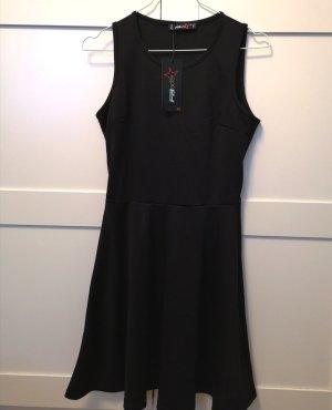New York & Company Sukienka dresowa czarny