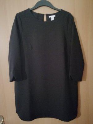 Basic Kleid schwarz