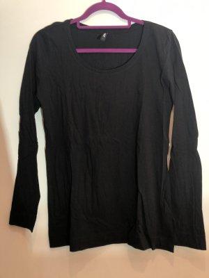 1982 Camiseta Básico negro Algodón