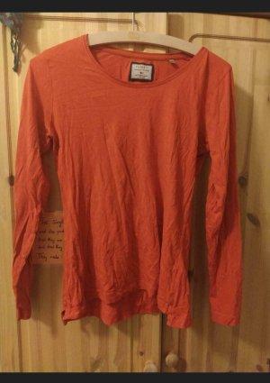 Peckott Long Shirt orange