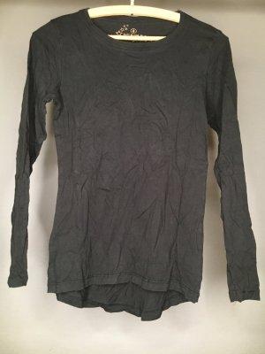 Atmosphere Shirt basique noir coton