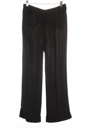 Basic Line Pantalon de costume noir style d'affaires