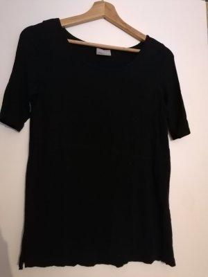 Basic Longshirt schwarz von Vero Moda