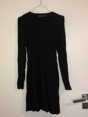 Only Robe à manches longues noir