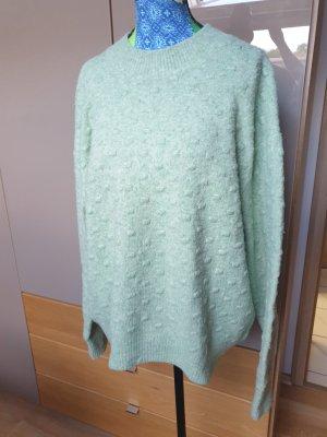 H&M Oversized Sweater multicolored polyacrylic