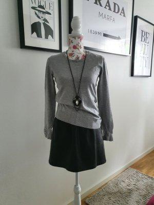 C&A Basics Crewneck Sweater light grey