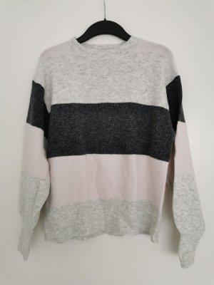 Basic Pullover mit Wollanteil