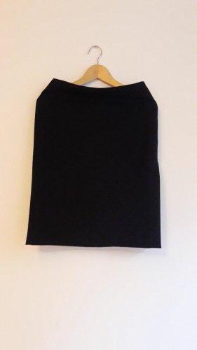 United Colors of Benetton High Waist Skirt black