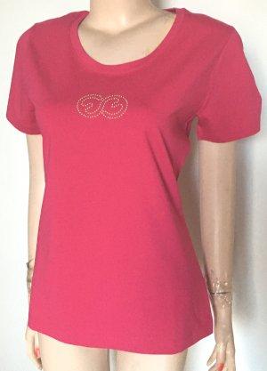 Basic-Shirt Escada Gr. M pink neu