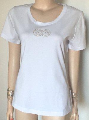 Basic-Shirt Escada Gr. M weiß neu