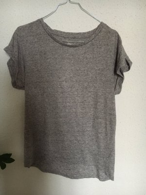 Basic Shirt grau