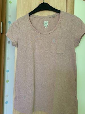 Basic Shirt mit aufgenähter Tasche
