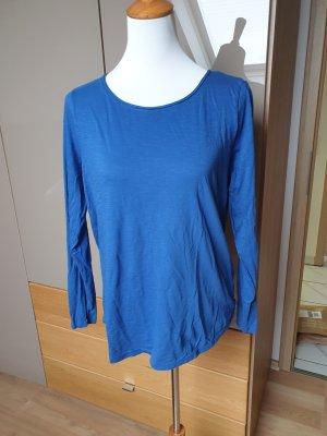 s.Oliver Basic Shirt blue