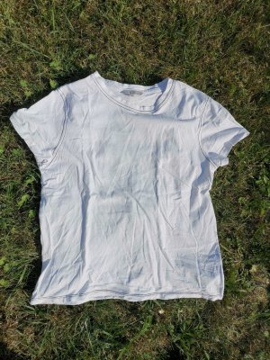 C&A Clockhouse T-shirt bianco-nero