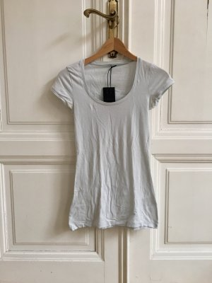 Basic Shirt | T-Shirt von modström Trick hellblau babyblau eisblau