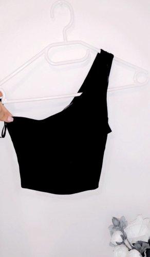 Boohoo Basic topje zwart