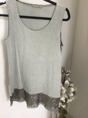 Basic–Shirt von Tredy Größe 38