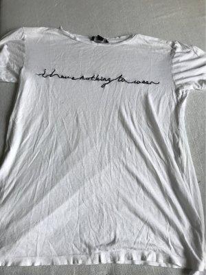Atmosphere Shirt basique blanc