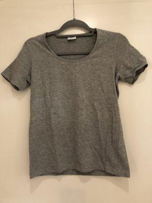 Basic T-Shirt grau, Elle Nor, Gr. S 36/38