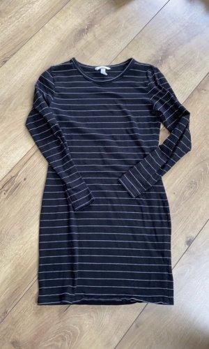 Basic T-Shirt-Kleid von H&M Gr. S