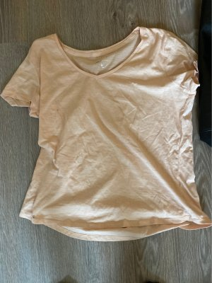 Basic T-Shirt rosé
