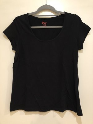 Crivit T-shirt nero Cotone