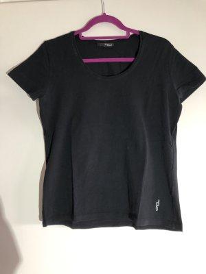Basic T-Shirt schwarz, Gr. L, myOwn