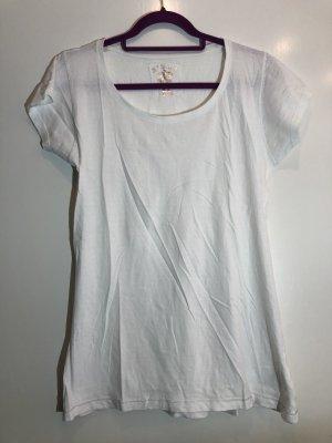 Basic T-Shirt weiß, Gr. XL 42/44, X-Mail