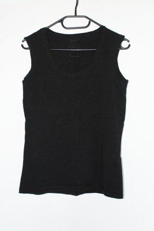 Basic Tanktop zwart