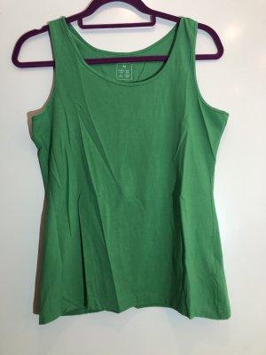 Basic Top grün, Gr. M 40/42, esmara