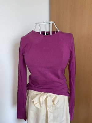 devided Crewneck Sweater multicolored