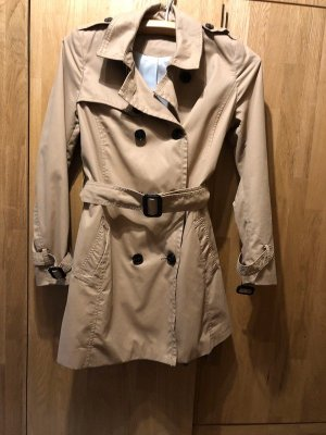 Basic Trenchcoat in S