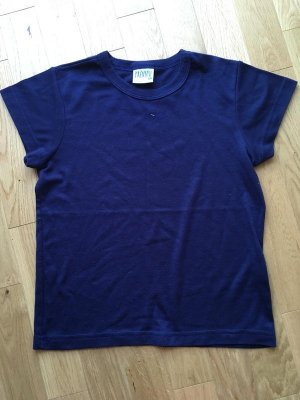 5 Preview T-shirt donkerblauw