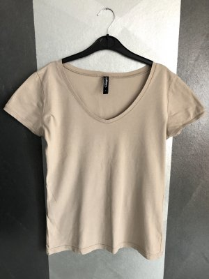 Basic V-Neck Shirt Gr. 38