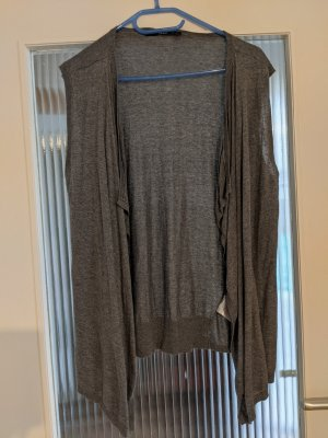 Only Knitted Vest light grey