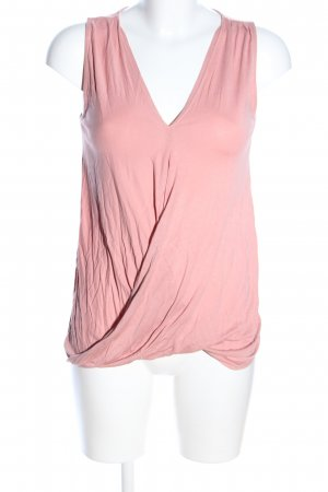 Basically You Wasserfalltop pink Casual-Look