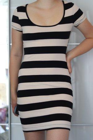 Basickleid gestreift von H&M