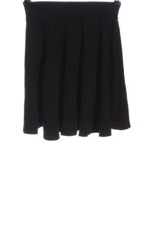 basics clockhouse Mini rok zwart casual uitstraling