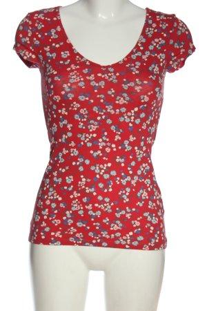 basics clockhouse V-Ausschnitt-Shirt
