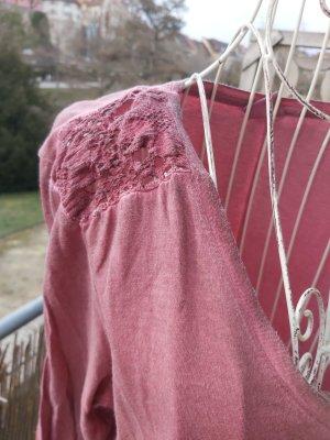 Basicshirt washout Effekt